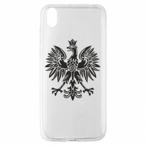 Huawei Y5 2019 Case Polish eagle