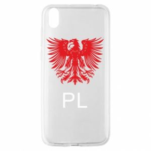 Etui na Huawei Y5 2019 Polski orzeł