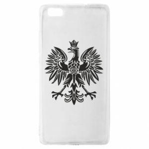 Huawei P8 Lite Case Polish eagle
