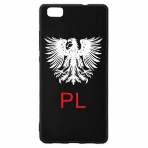 Etui na Huawei P 8 Lite Polski orzeł