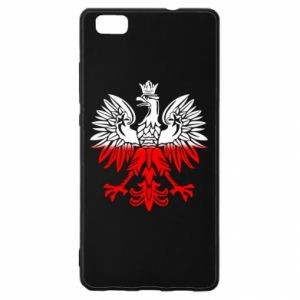 Huawei P8 Lite Case Polski orzeł