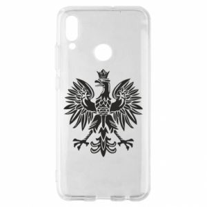 Huawei P Smart 2019 Case Polish eagle