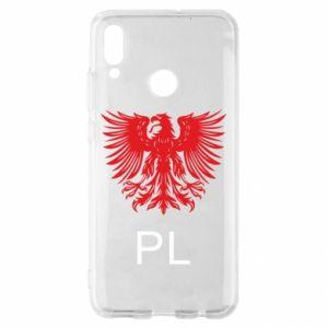 Etui na Huawei P Smart 2019 Polski orzeł