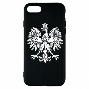 iPhone SE 2020 Case Polish eagle