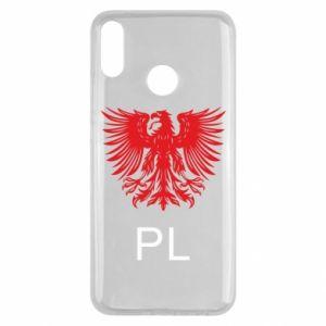 Huawei Y9 2019 Case Polski orzeł