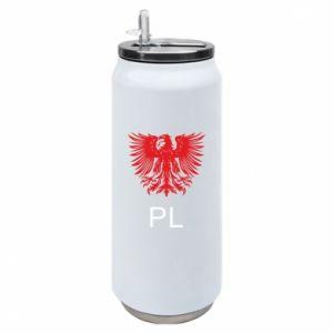 Puszka termiczna Polski orzeł