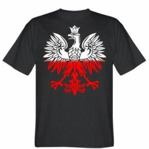 Koszulka Polski orzeł - PrintSalon