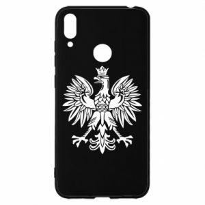 Huawei Y7 2019 Case Polish eagle