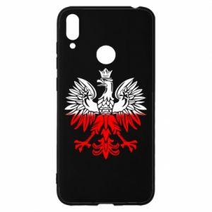 Huawei Y7 2019 Case Polski orzeł