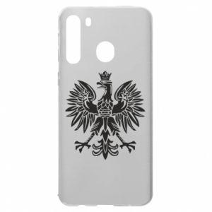 Samsung A21 Case Polish eagle