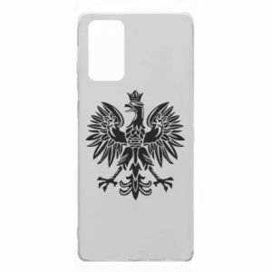 Samsung Note 20 Case Polish eagle
