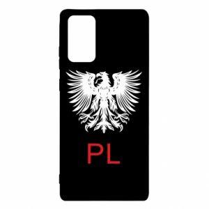 Etui na Samsung Note 20 Polski orzeł