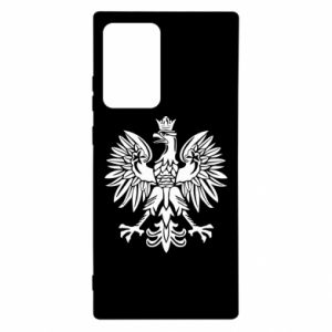 Samsung Note 20 Ultra Case Polish eagle