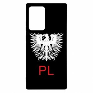 Etui na Samsung Note 20 Ultra Polski orzeł