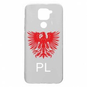 Etui na Xiaomi Redmi Note 9/Redmi 10X Polski orzeł