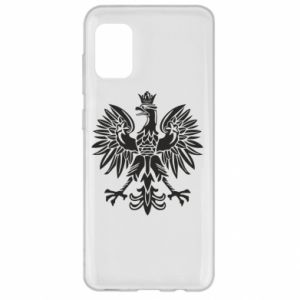 Samsung A31 Case Polish eagle