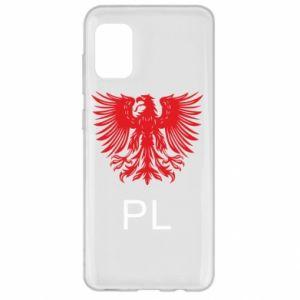 Etui na Samsung A31 Polski orzeł