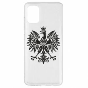 Samsung A51 Case Polish eagle