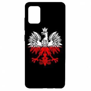 Samsung A51 Case Polski orzeł