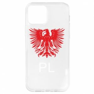 Etui na iPhone 12/12 Pro Polski orzeł