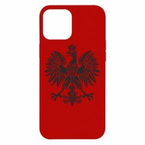 iPhone 12 Pro Max Case Polish eagle