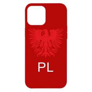 Etui na iPhone 12 Pro Max Polski orzeł