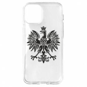 iPhone 12 Mini Case Polish eagle