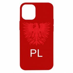 Etui na iPhone 12 Mini Polski orzeł