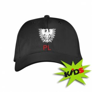Kids' cap Polski orzeł