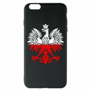 Etui na iPhone 6 Plus/6S Plus Polski orzeł - PrintSalon