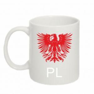 Mug 330ml Polski orzeł