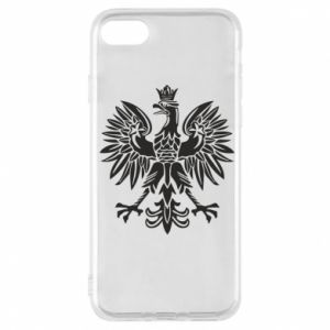 Etui na iPhone 7 Polski orzeł - PrintSalon