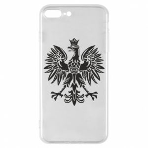 Etui na iPhone 7 Plus Polski orzeł - PrintSalon