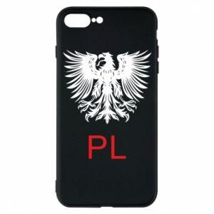 iPhone 7 Plus case Polski orzeł
