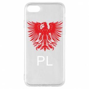 Etui na iPhone 8 Polski orzeł