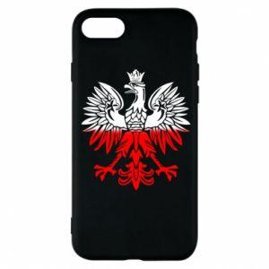 Etui na iPhone 8 Polski orzeł - PrintSalon
