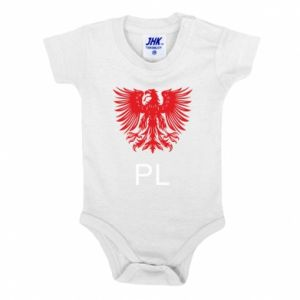 Baby bodysuit Polski orzeł