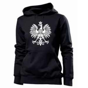 Damska bluza Polski orzeł - PrintSalon