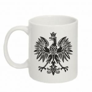 Kubek 330ml Polski orzeł - PrintSalon