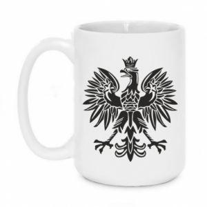 Kubek 450ml Polski orzeł - PrintSalon