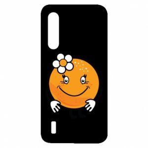 Etui na Xiaomi Mi9 Lite Pomarańcza, dla dziewczynki