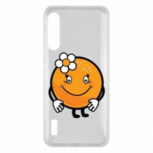 Etui na Xiaomi Mi A3 Pomarańcza, dla dziewczynki