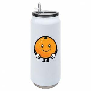 Puszka termiczna Pomarańcza