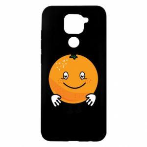 Etui na Xiaomi Redmi Note 9/Redmi 10X Pomarańcza