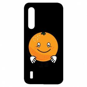 Etui na Xiaomi Mi9 Lite Pomarańcza