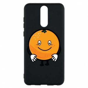 Etui na Huawei Mate 10 Lite Pomarańcza