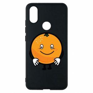 Etui na Xiaomi Mi A2 Pomarańcza