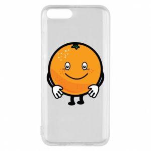 Etui na Xiaomi Mi6 Pomarańcza