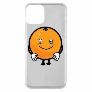 Etui na iPhone 11 Pomarańcza