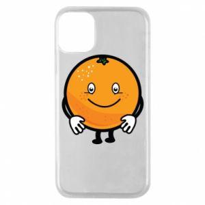 Etui na iPhone 11 Pro Pomarańcza